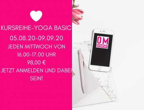 KURSREIHE YOGA – BASIC