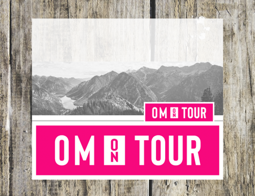 OM ON TOUR- YOGA ALPEN ZIRKEL